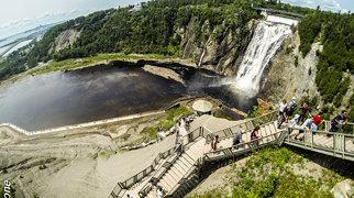 Montmorency Falls>