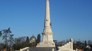 Monument of Liberty, Istanbul>