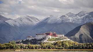 Monument to the Peaceful Liberation of Tibet>
