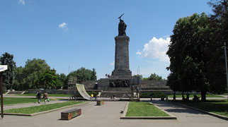 Monument to the Soviet Army, Sofia>