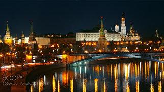 Moscow Kremlin>