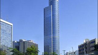 برج موشيه أبيب>