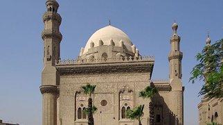 Hasszán szultán mecsete>
