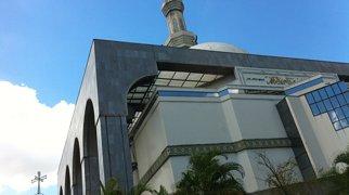 Mosque of Sheikh Ibrahim Al-Ibrahim>