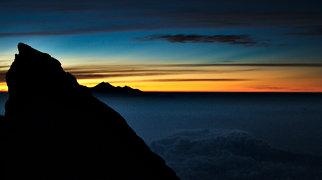 Mount Agung>
