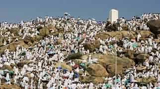 Mount Arafat>
