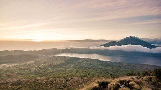 Mount Batur>