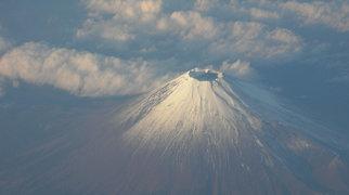 Mount Fuji>