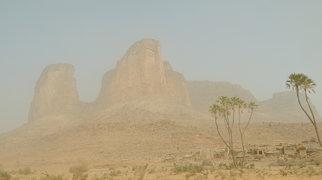Mount Hombori>