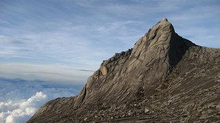 キナバル山>