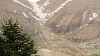 Munții Liban>