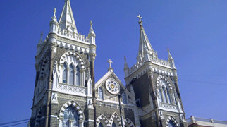 Mount Mary Church, Bandra>