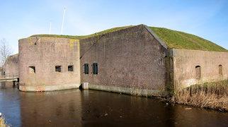 Muiden Fortress>