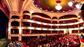 Municipal Theater of Santiago>