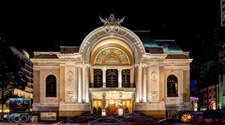 Municipal Theatre, Ho Chi Minh City>