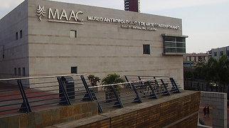 Museo Antropologico y de Arte Contemporaneo>