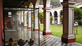 Museo Nacional de Arqueología Antropología e Historia del Perú>