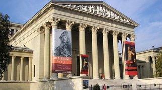 Vaizduojamojo meno muziejus (Budapeštas)>
