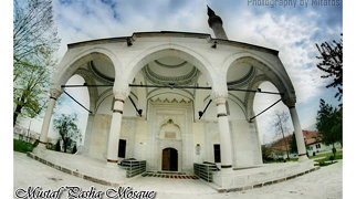 Mustapha Pasha Mosque>
