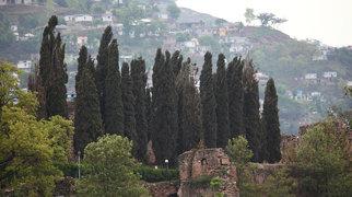 Muzaffarabad Fort>