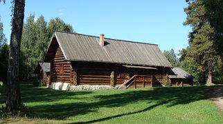 Музей деревянного зодчества (Истра)>