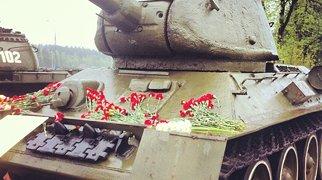 Музей истории танка Т-34>