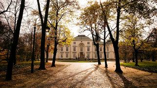 Myślewicki Palace>