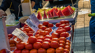 Namdaemun Market>