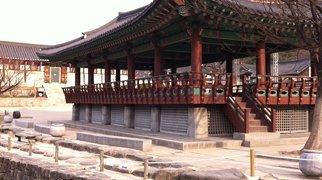 Namsangol Hanok Village>
