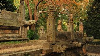 Nanjing Botanical Garden, Memorial Sun Yat-Sen>