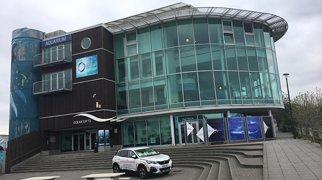 National Marine Aquarium, Plymouth>