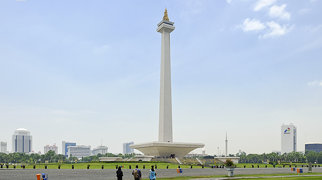National Monument (Indonesia)>