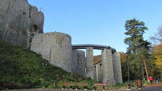Нямецкая крепость>