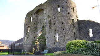 Neath Castle>