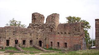 Neuleiningen castle>