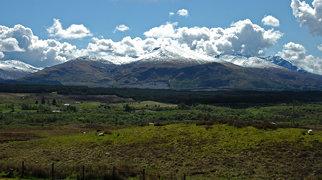 Nevis Peak>