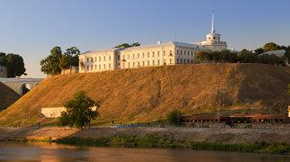 New Hrodna Castle>