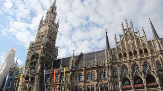 New Town Hall, Munich>