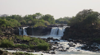 Ngonye Falls>