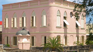 Bridgetownin synagoga>