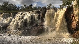 Nigretta Falls>