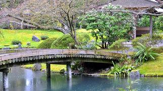 Nitobe Memorial Garden>