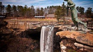 Noccalula Falls Park>
