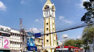 Nonthaburi Clocktower>