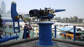 Полуденная пушка (Гонконг)>