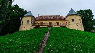 Norviliškės Castle>