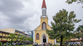 Notre Dame Cathedral, Papeete>
