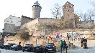 Nuremberg Castle>
