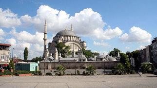 Nuruosmaniye Mosque>