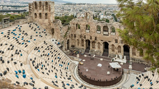 Odeon of Herodes Atticus>